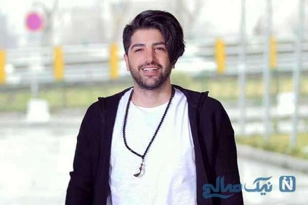 اعتراض شدید خواننده ایرانی زانیار خسروی برای ممنوع الکار شدنش