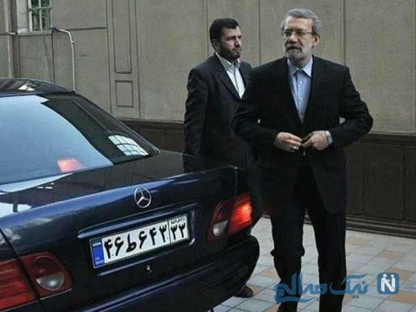 حمایت فائزه هاشمی از کاندیداتوری لاریجانی