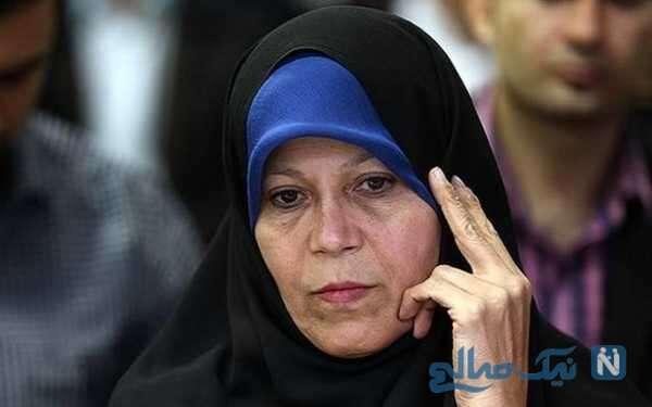 حمایت سریع فائزه هاشمی از کاندیداتوری لاریجانی و اصولگرایان
