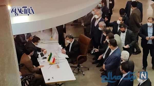 کاندیداتوری محمود احمدی نژاد در انتخابات ریاست جمهوری