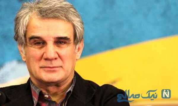 مهدی هاشمی هنرپیشه معروف