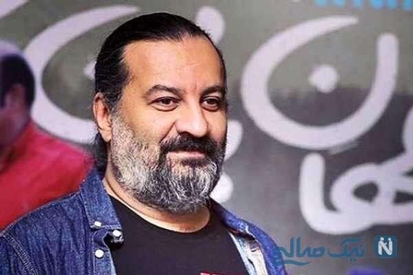 مهراب قاسم خانی نویسنده معروف به بیماری کرونا مبتلا شد