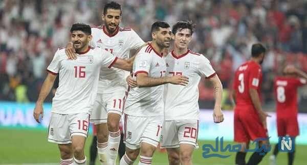 تزریق واکسن به اعضای تیم ملی فوتبال