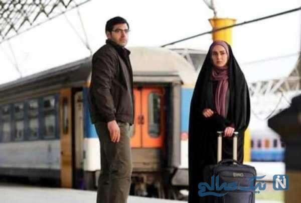 تصویری از محمدرضا رهبری و مهشید جوادی