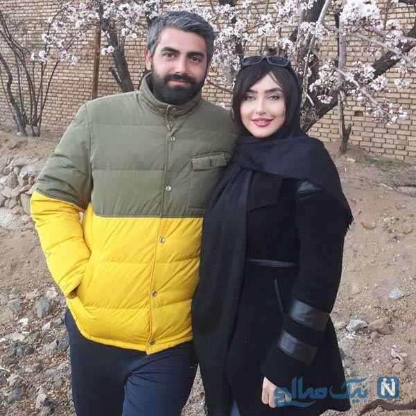 محمدرضا رهبری همسر بازیگرش