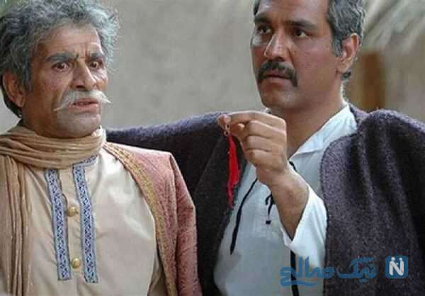 محمد شیری و مهران مدیری در برره