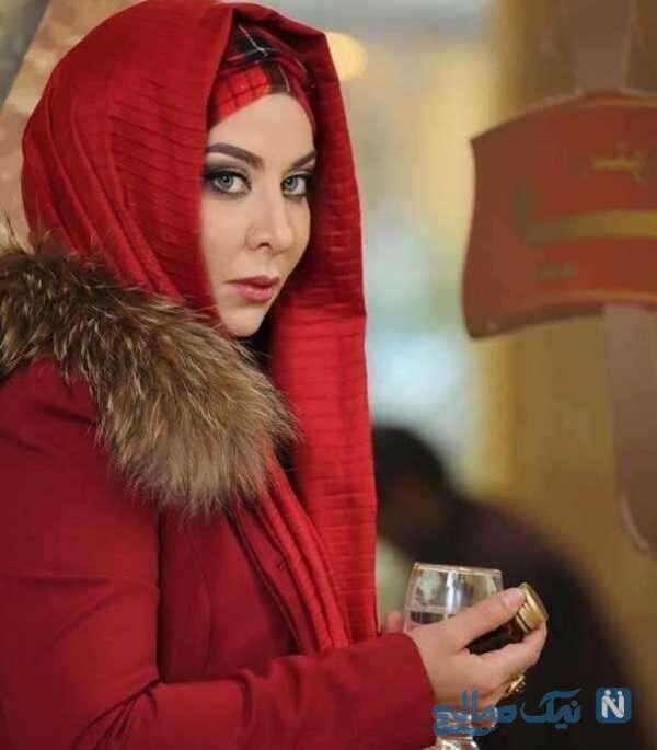 فقیهه سلطانی بازیگر سریال یاور