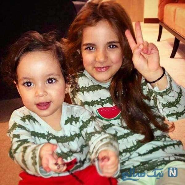 دختران خواننده معروف