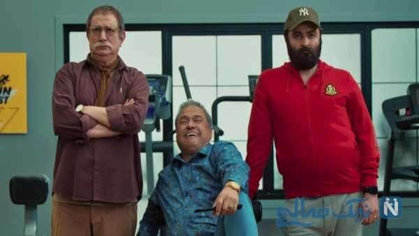 جالب ترین سکانس سریال مردم معمولی
