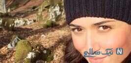 عکس جالبی که پریناز ایزدیار بدون آرایش از خودش منتشر کرد