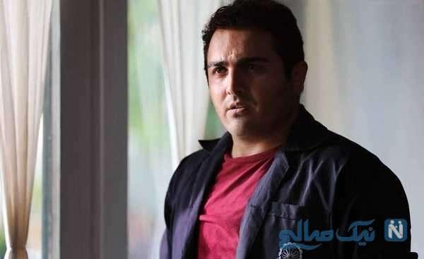 تصویری از سعید کریمی بازیگر بچه مهندس 3