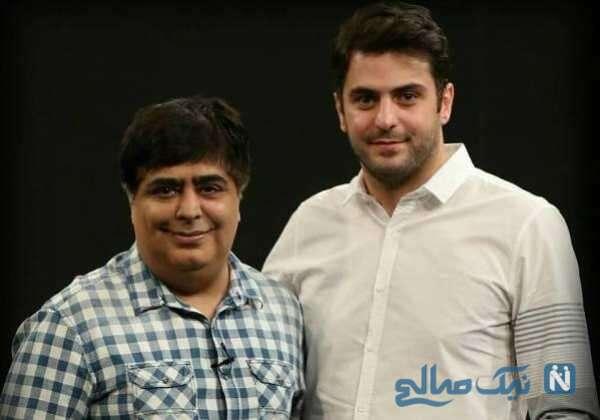 علی ضیا و آقای بازیگر