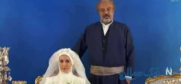 عروسی سعید آقاخانی و شقایق دهقان