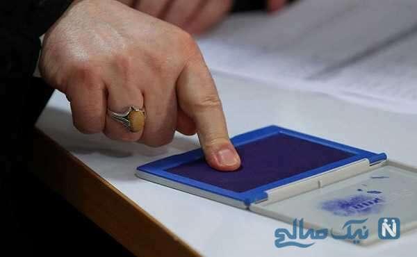 حضور یک فلافل فروش در وزارت کشور برای کاندیداتوری , با ریموت به جای کلید