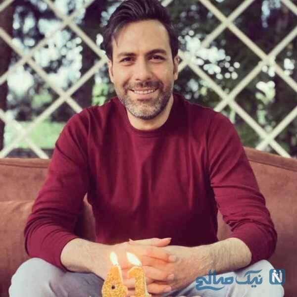 تولد 41 سالگی مجید واشقانی