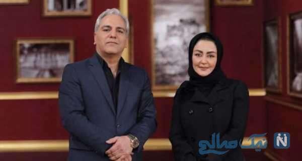 مهران مدیری و بازیگر معروف