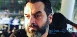 حرف های جالب شهرام قائدی بازیگر معروف از عشقش به چاقی