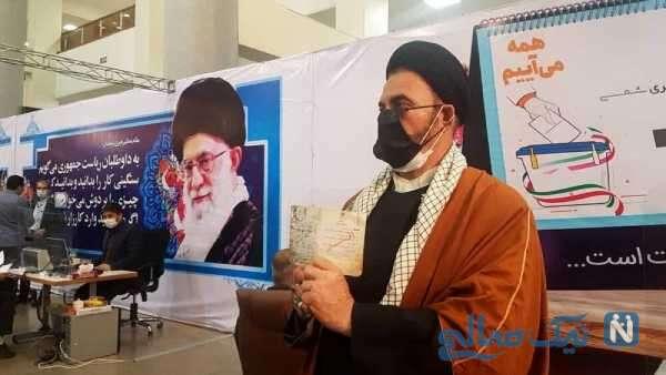 شیخ ناصر فرقانی کاندید ریاست جمهوری