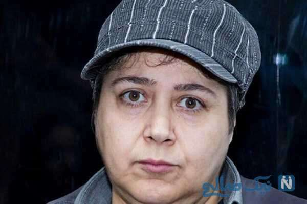 عکس جدید شهره لرستانی بازیگر ۳ ماه بعد از عمل لاغری