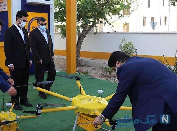 پستچی هوشمند ایران