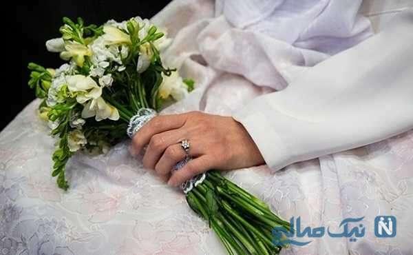 مرگ ناگهانی عروس در جشن عروسی و اقدام عجیب داماد