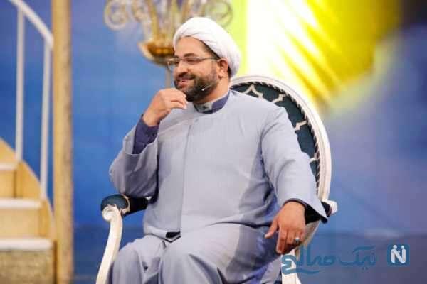 حجت الاسلام برمایی