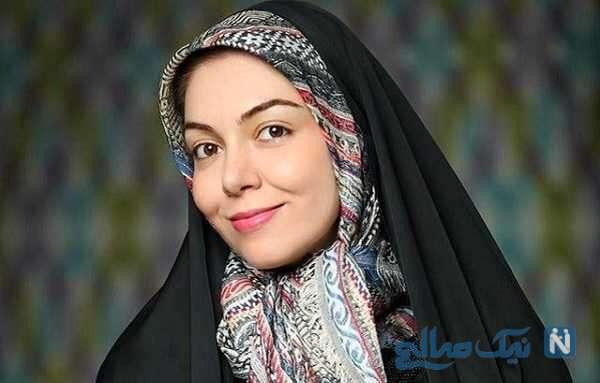 مراسم چهلم آزاده نامداری مجری تلویزیون در تصاویر دیده نشده