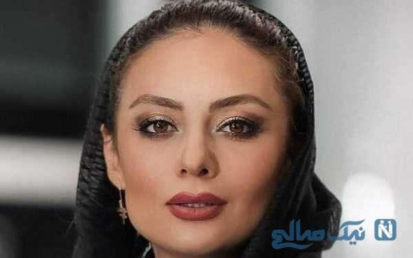 تصویری از تغییر چهره یکتا ناصر بازیگر مشهور در دوران کرونا