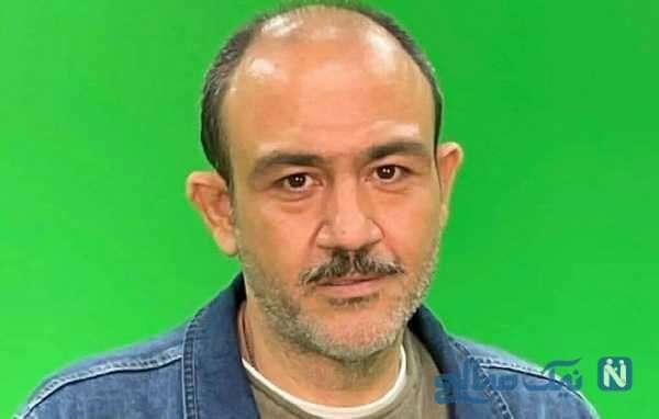 چهره جدید مهران غفوریان در پشت صحنه سریال مردم معمولی