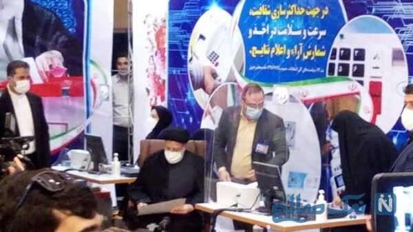 صحبت های ابراهیم رئیسی بعد از ثبت نام در انتخابات