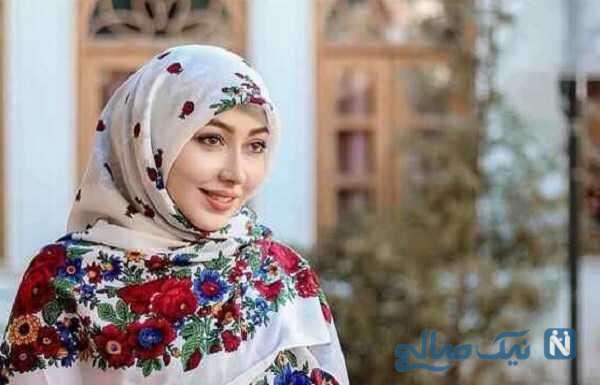 ماجرای جالب آشنایی و ازدواج برنا خورشیدی مجری ترکیه ای با همسرش