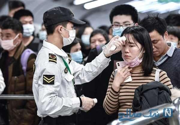 نحوه کنترل کرونا در چین