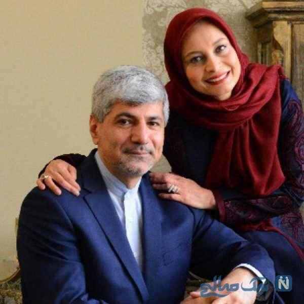 رامین مهمانپرست همسر مریم کاویانی
