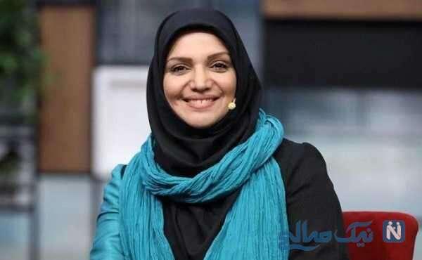 تصاویری از بازیگر الهام پاوه نژاد هنگام تزریق داوطلبانه واکسن ایرانی