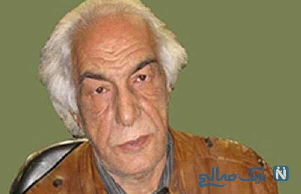 میرصلاح حسینی بازیگر سریال مختارنامه درگذشت