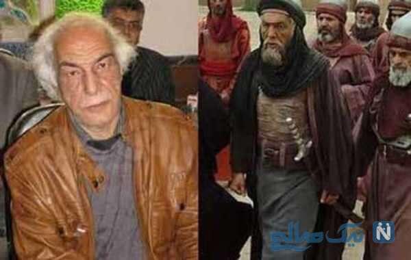 میرصلاح حسینی بازیگر مختارنامه