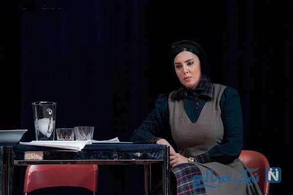 تصویری از بازیگر لیلا بلوکات