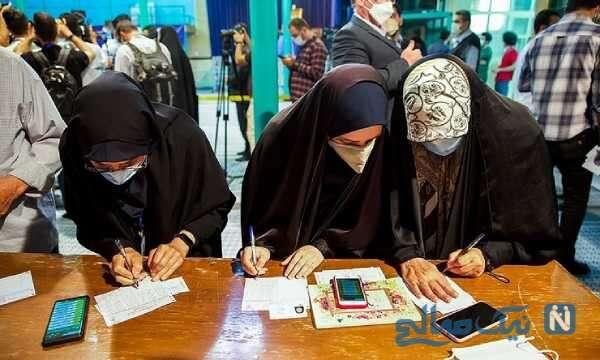 واکنش احمدی نژاد به انتخابات 1400