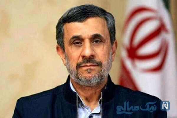 واکنش جالب احمدی نژاد به نتیجه انتخابات ریاست جمهوری ۱۴۰۰
