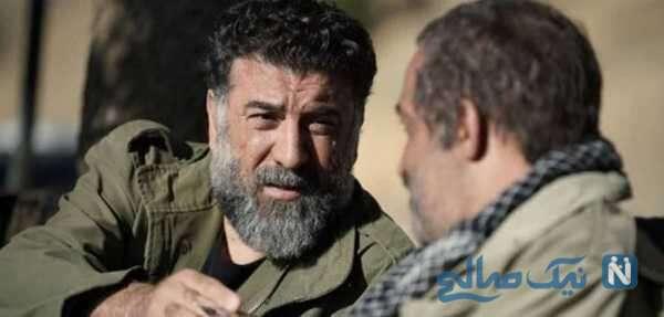 علی انصاریان نامزد بهترین بازیگر مرد