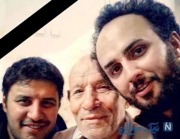 درگذشت برادر جواد عزتی