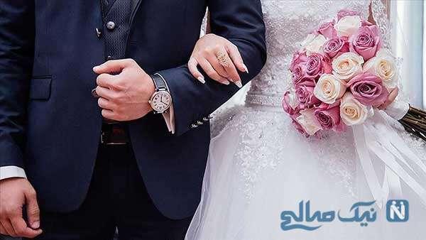 جمع کردن شاباش به شیوه ای متفاوت در عروسی