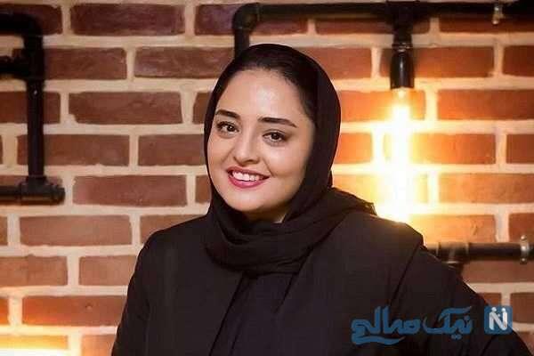 خاص ترین تبریک نرگس محمدی بازیگر معروف برای تولد مادر جوانش