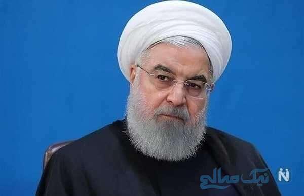 تبریک روحانی به رئیسی پس از پیروزی سید ابراهیم در انتخابات