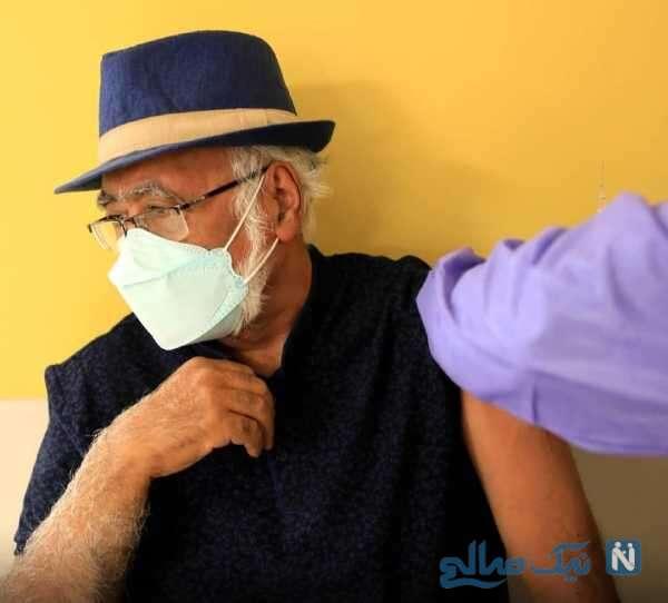 تزریق واکسن به هنرمندان