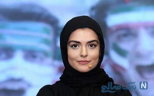 دنیا مدنی دختر رویا تیموریان داوطلبانه واکسن کرونای ایرانی زد