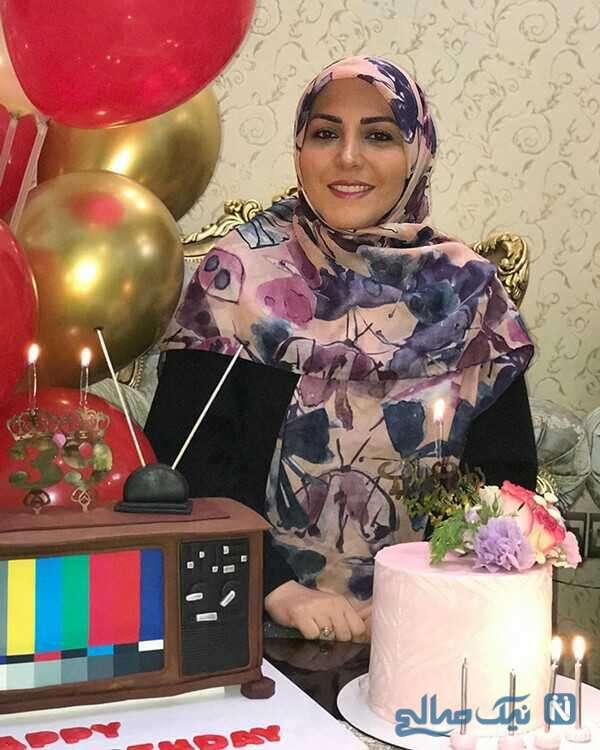 جشن تولد المیرا شریفی مقدم در 40 سالگی