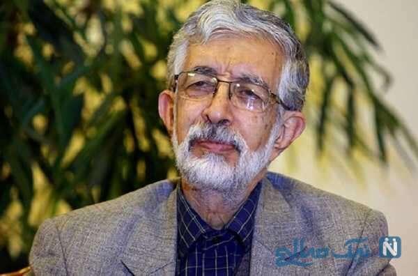 توضیحات حداد عادل درباره نامزدی دختر سردار سلیمانی در انتخابات شورای شهر