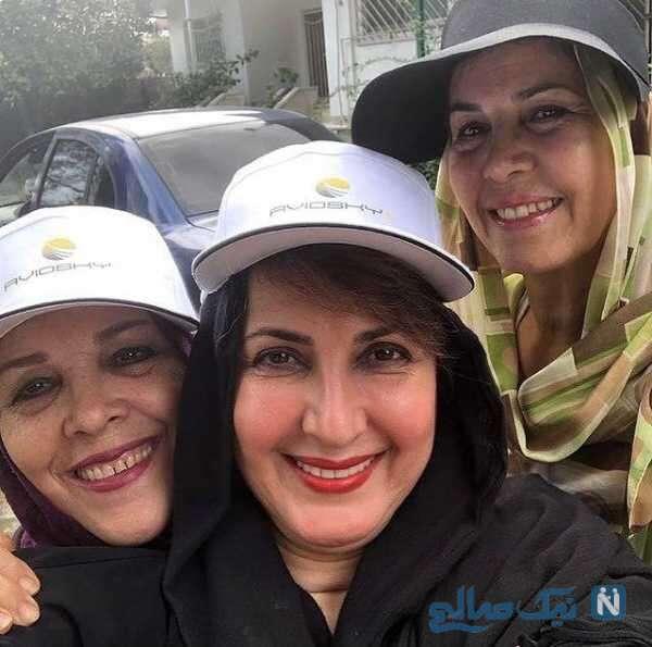 خواهران فاطمه گودرزی