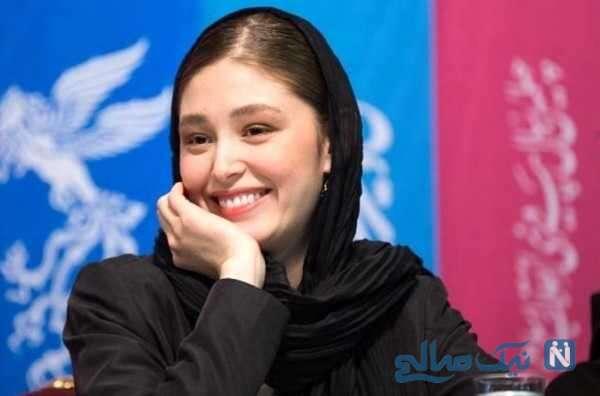 عکس متفاوتی که فرشته حسینی برای تبریک تولد صابر ابر منتشر کرد